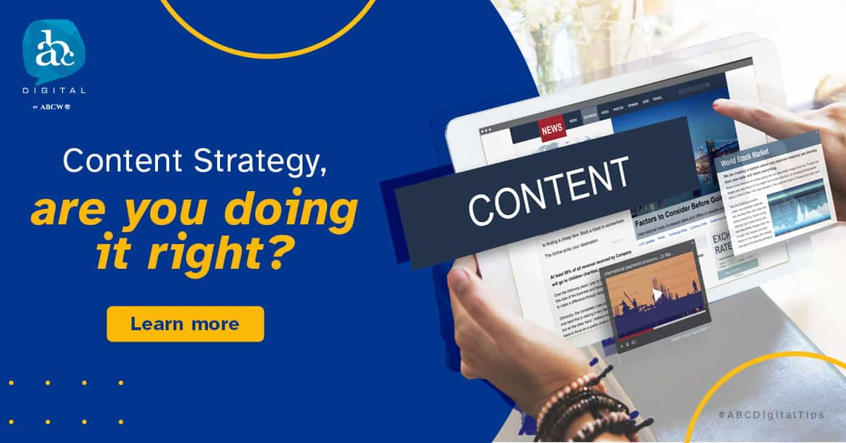 4 Strategic Keys of Content Marketing to Improve Your Campaigns